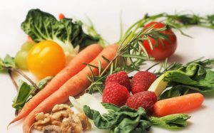 weight loss with organic foods